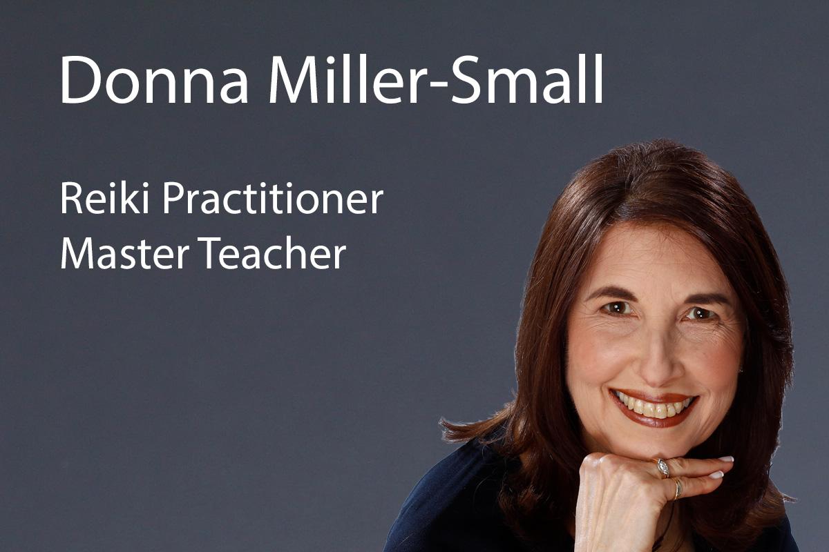Donna Miller-Small Reiki Master