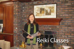 Reiki Story