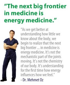 Dr. Oz has been important in Reiki going mainstream