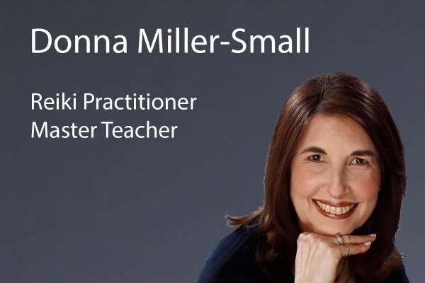 Reiki Long Island New York - Reiki Therapist Donna Miller-Small